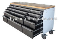 """72"""" Multi Drawer Tool Cabinet Sets w/4 Casters"""