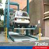 PJS Parking Lift Type vehicle parking lift/triple stacker parking lift