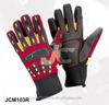 JCM103 R synthetic leather gloves, workers gloves, impact gloves
