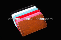 High Quality Leather Flip Case For Huawei Ascend G730