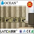 textura de madeira natural decorativa adesivo de papel de parede estilo