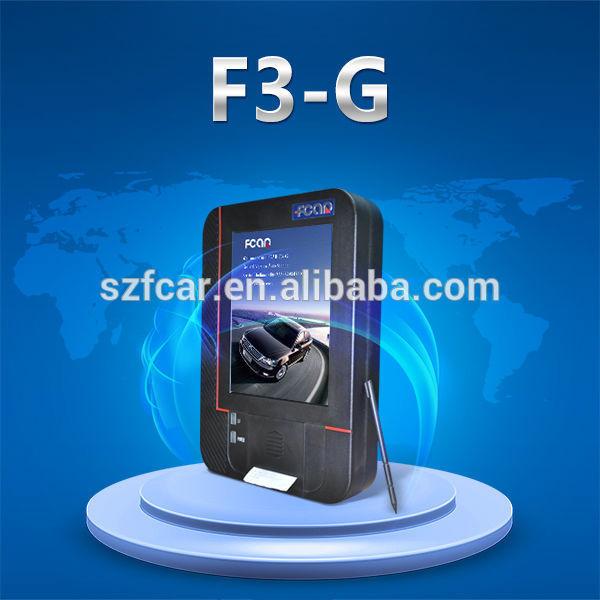 Mudança de óleo de Reset DPF Regenerations ativo, Auto <span class=keywords><strong>Scan</strong></span> para todos os carros, FCAR F3-G Car diagnóstico Scanner