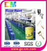 Industrial purpose outdoor& indoor Epoxy floor paint