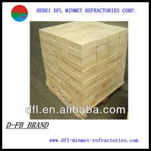 High alumina brick for Hot blast stove