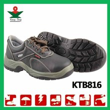 Good air mesh acid resistant shoes CE acidproof steel toe anti static safety shoes