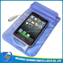 2014 Hot Selling Mobile Phone PVC Waterproof Bag