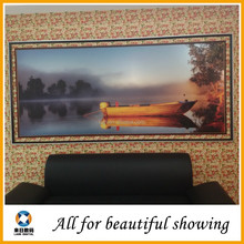 hot sale wide-format eco-solvent polyester canvas oil painting