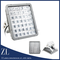 Factory price IP65 waterproof led flood light, 50 watt led flood light led tunnel light