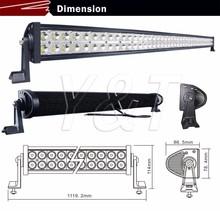 41.5 inch 240W for Philips 4D LED Work Light Bar 12V Spot Flood Combo Beam 4x4 Off Road Truck ATV UTV Trailer Car Driving Light