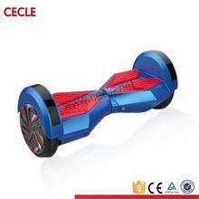 Semi-automatic safe kid's wheel scooter