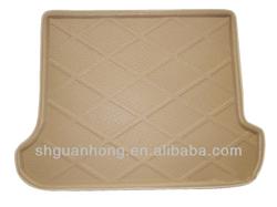 3D car trunk mat for Toyota Prado manufacture / supplier
