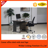 China Hot Sale Director Modern Design Executive Steel Office Furniture Desk Table