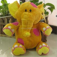 Gulliver colour the elephant plush toys
