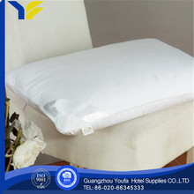 square hot sale 100% polyester canopy memory foam pillow