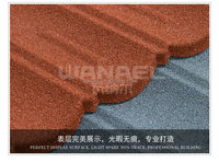 roof sheet decorative steel metal/insulated aluminum roof panels/discount stone-coated metal roof sheet