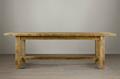 Vintaged reciclados em madeira mesa de jantar dt-5004kd