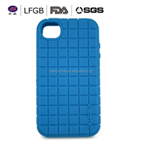 2015 Newest hot selling Silicone Cool mobile phone case ,fashion simple mold