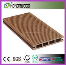 2015 HONORWOOD DECK / Waterproof Wood Plastic Laminate Flooring With Good Prices