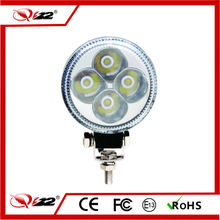 Mini model waterproof 12W LED driving off road lamp