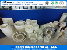 Alumina cone tube used in electric power industry