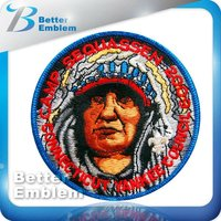 Indian Embroiderer Patches For Clothing