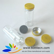 Global Anabolics injection flip top cap
