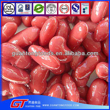 hot selling canned red kidney beans tin packing supplied by china canned food factory