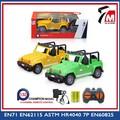 Chenghai juguetes del fabricante escala 1:32 4ch 27 mhz con cargador de batería mini coche de carreras de juguetes