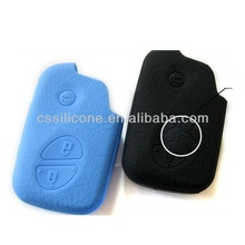 silicone car key cover and key case for Lexus car key wholesale and retail