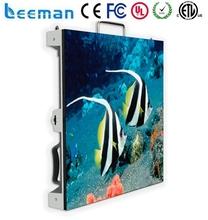 Leeman P10 indoor led display p6 module electron good outdoor moving led display