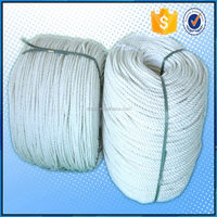 Good quality nylon material braided cord for fishing