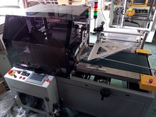 CHY-50A75 auto constant cutting designed L type heat sealing machine
