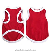 service dog vest / hunting dog vest /wholesale plain dog t-shirts