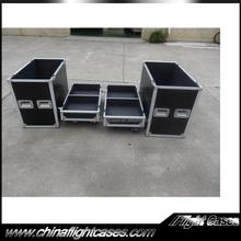 For JBL EON 315 Speaker ATA Roadcases, Custom Design with Caster Board