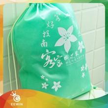 Hot Sales Personalized Popular High Quality Drawstring Bag, Drawstring Backpack/Running Bag
