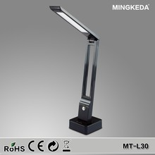 indoor battery operated led table lamp
