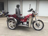three wheel motorcycle, Disabled tricycle Q1-1