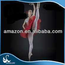 Anna Shi specialized manufacturers Spandex Professional adult ballet costume