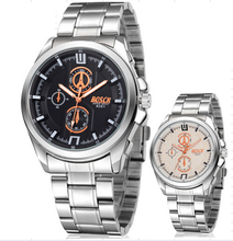 2015 high quality Royal Military 30m Waterproof Alloy Case alloy band Strap Quartz Watch with day display