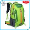 2015 custom quality travel trekking backpack bag