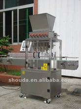 AUTOMATIC CONDIMENT FILLING MACHINE FOR SUGAR, SALT WITH CE, ISO