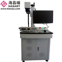 20W Fiber Optic Marking / Marker / Engraving Laser Machine