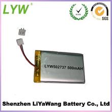 Phone Battery 1500mah 3.7v Lipo Battery for Cellphones