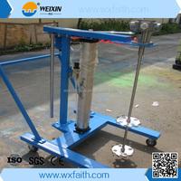 Air pneumatic paint mixer/blender, mini paint mixer by factory price