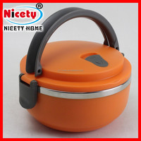 Wholesale cheap insulated stainless steel lunch container / school lunch box