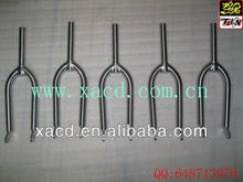 XACD titanium BMX front fork titanium fat fork