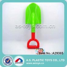 mini plastic beach shovel toys for children