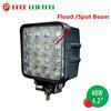 On sale 12v led work light,Epistar 48w 4.3'' off road led work light