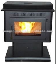 pellet stoves and fireplace