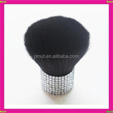 factory wholesale different color kabuki make up brush with drill